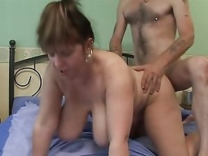 Marie Louise - British Mature BBW Gets Fucked