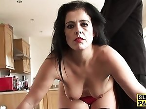 Mature lady loves anal (cabinet420)