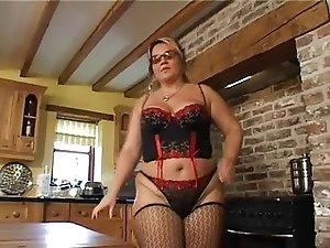 Big ass in penty