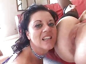 Mature Wife Pays for a Nasty Groupsex...F70